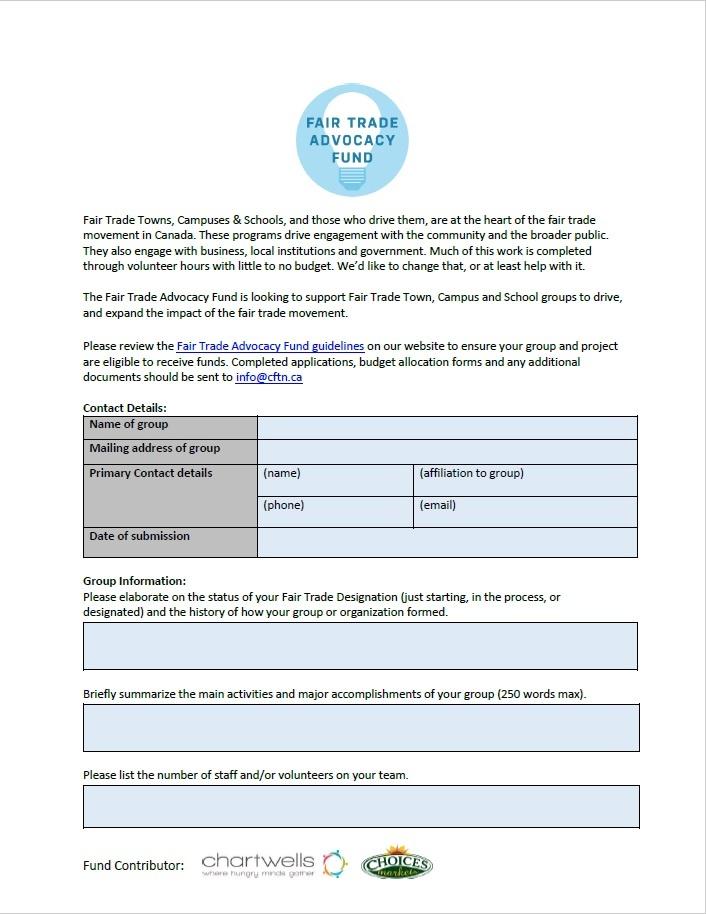 Advocacy Fund